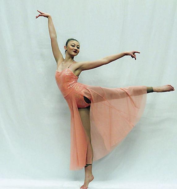 Dance Awards - Makena Bennett