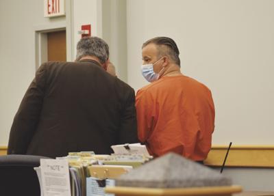 Robert Amaral sentencing