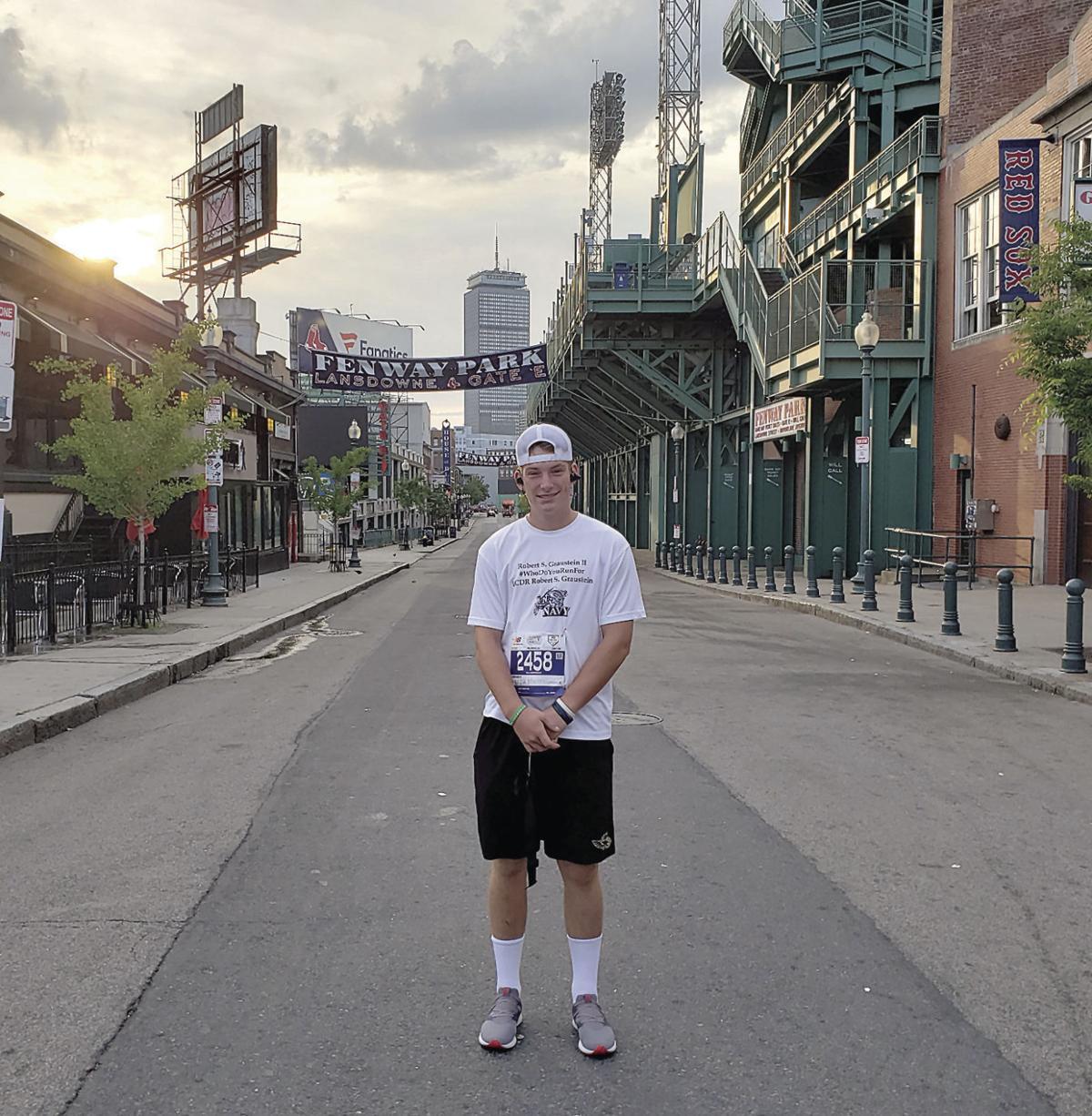 Run to Home Base - Bobby