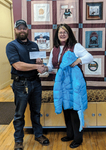 Brookfield Renewable helps children stay warm