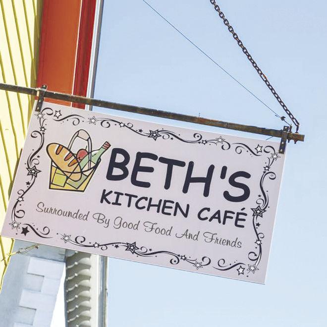 beths sign