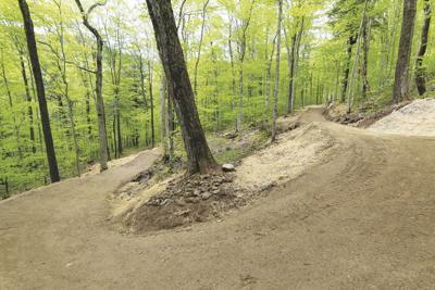 8-9-19 Basch-Loon's new mountain bike park