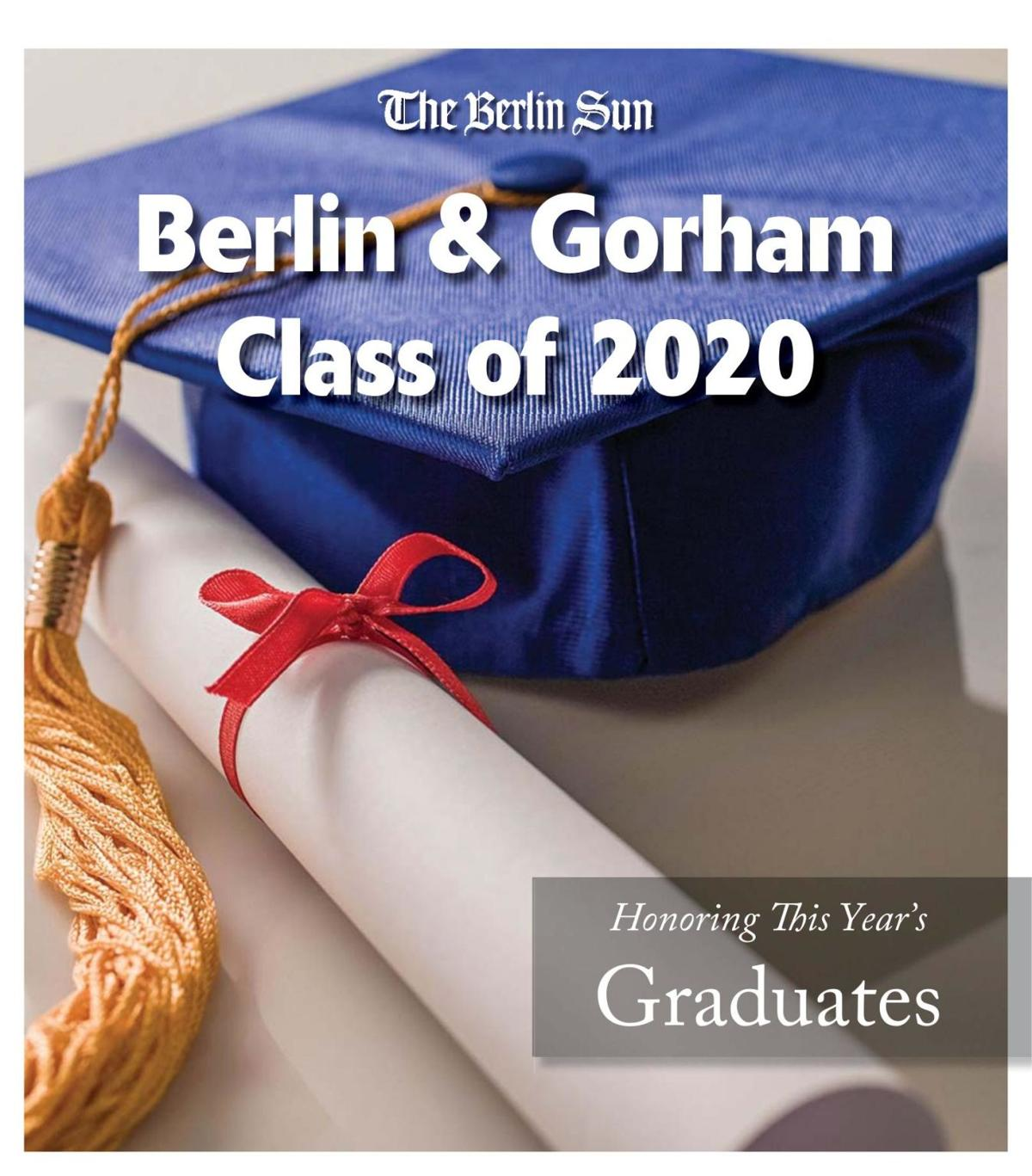 Berlin/Gorham Graduation 2020