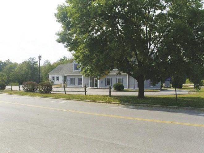 Bank and Kennett barn