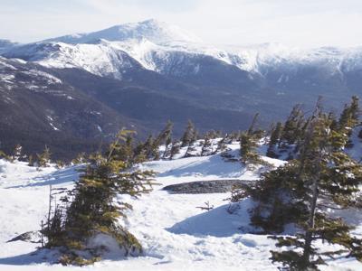 4-6-19 Mount Washington from Mount Jackson