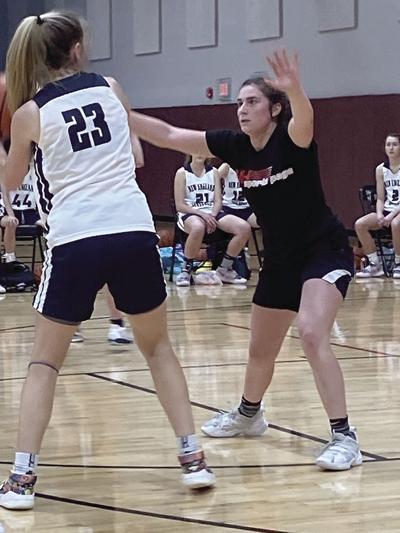 KHS girls basketball - Larry Meader