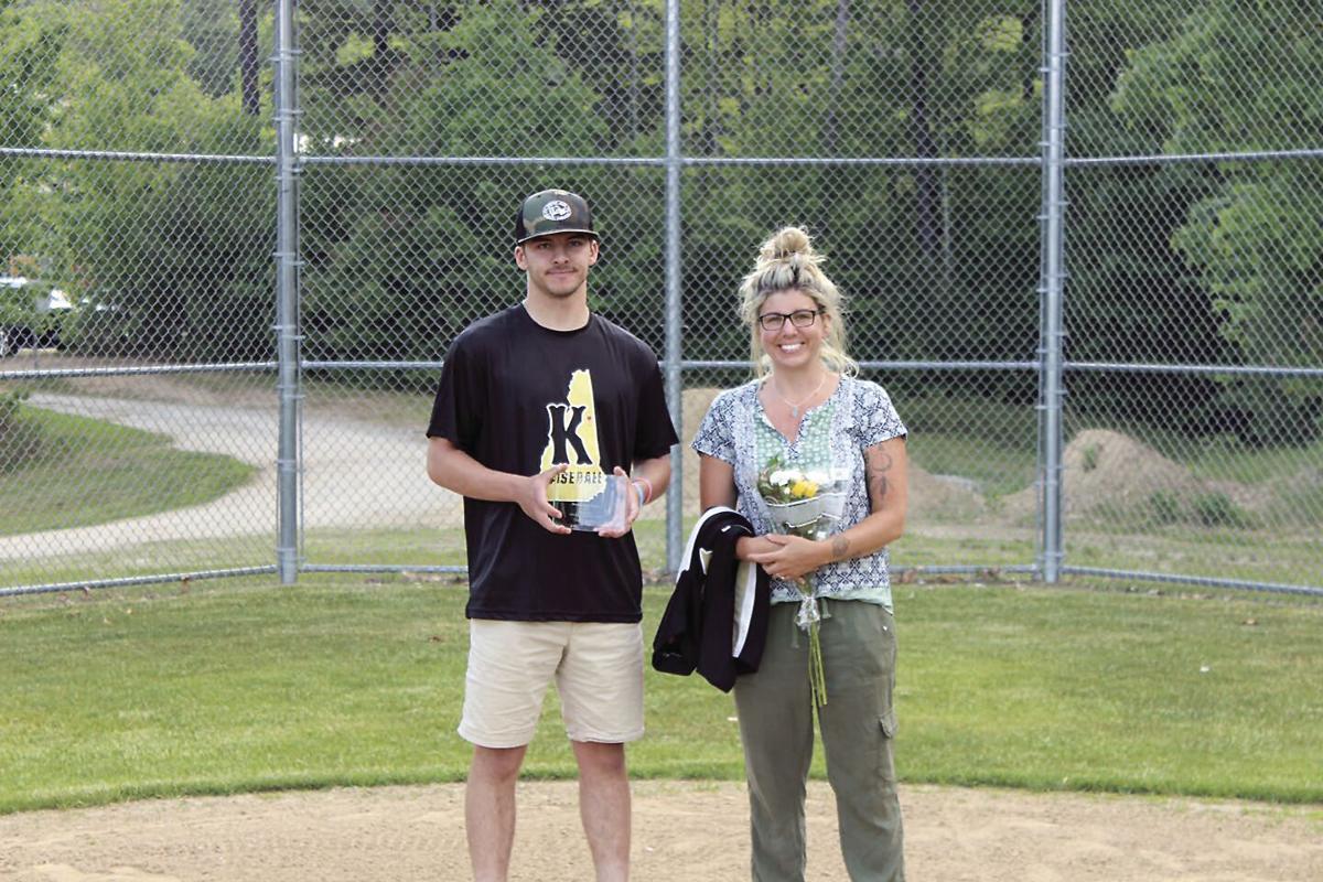 Baseball seniors - Zach Smith