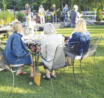 Concert and dinner to benefit Mountain Top Music