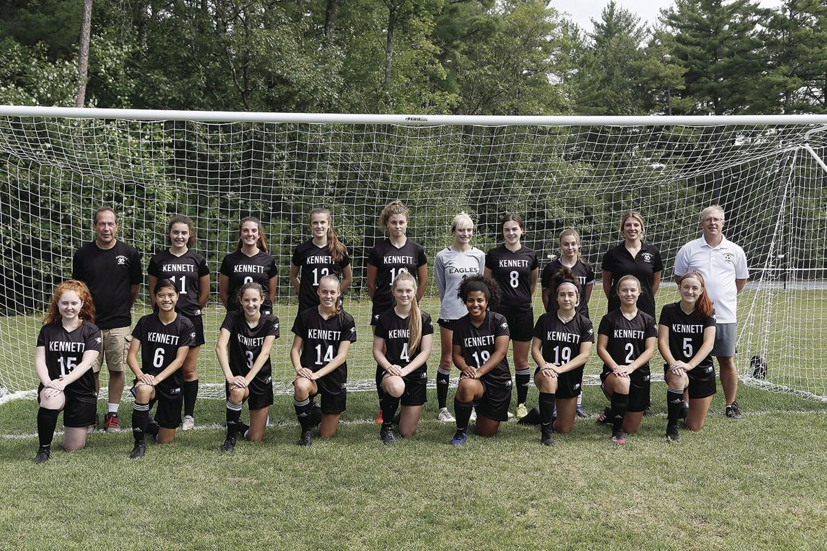 08-30-21 KHS Girls Soccer Varsity Team