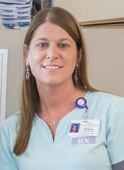 Hospital announces Andrea Tupick is Employee of the Year