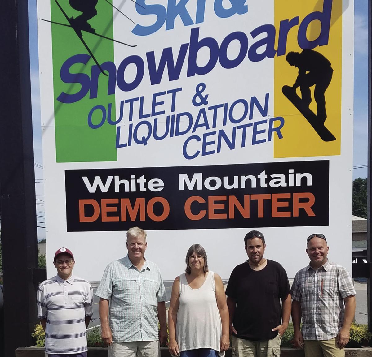 ski outlet staff