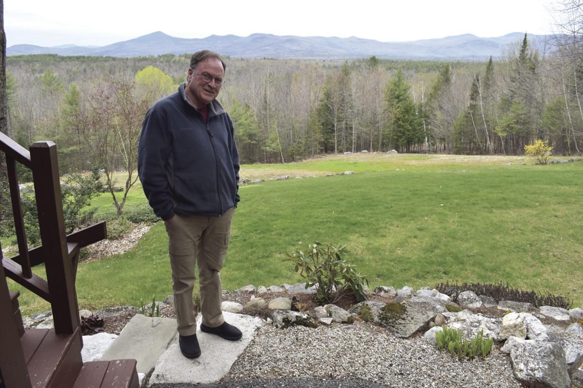 Tom McLaughlin outside