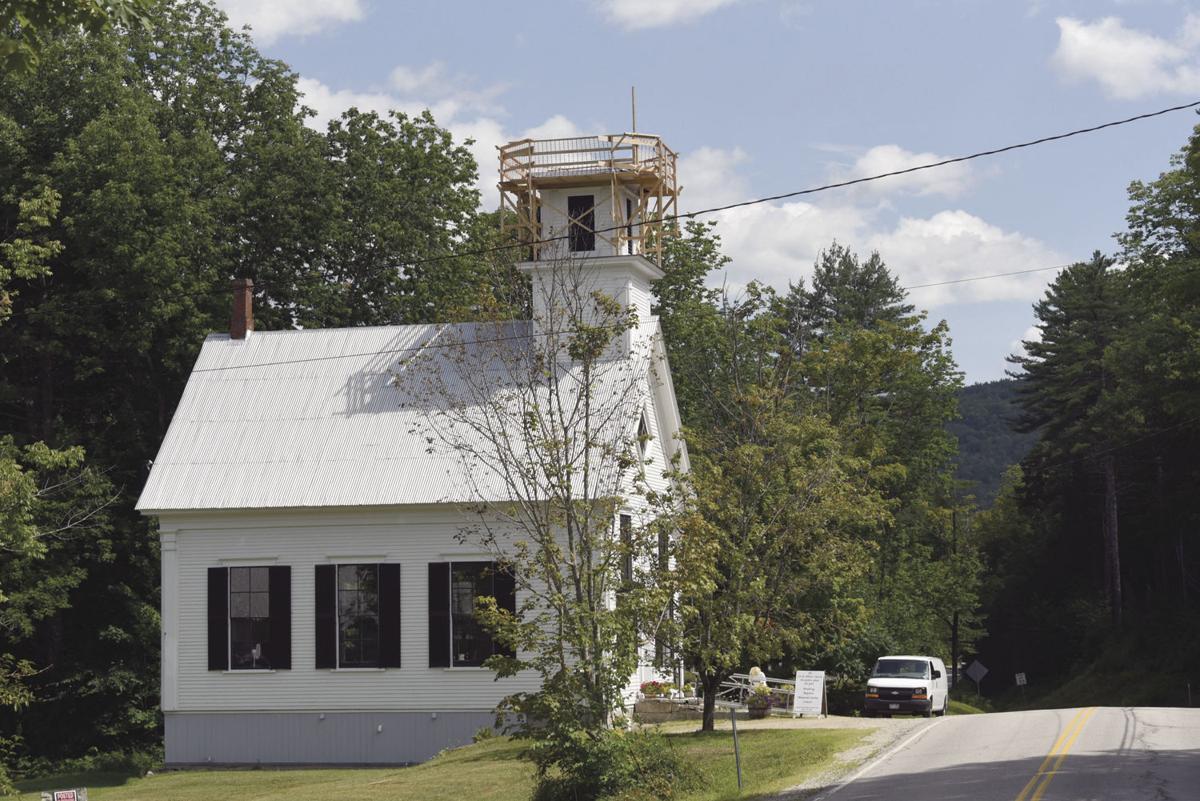 8-12-19 Little White Church