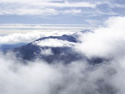 3-30-19 Parsons-Mount Washington from Mount Madison