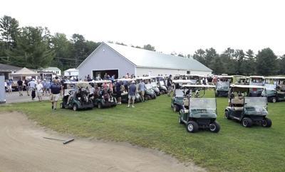 Golf Column - Log A Load for Maine Kids