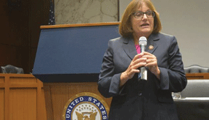 Kuster addresses need to believe sexual assault survivors and hold perpetrators accountable