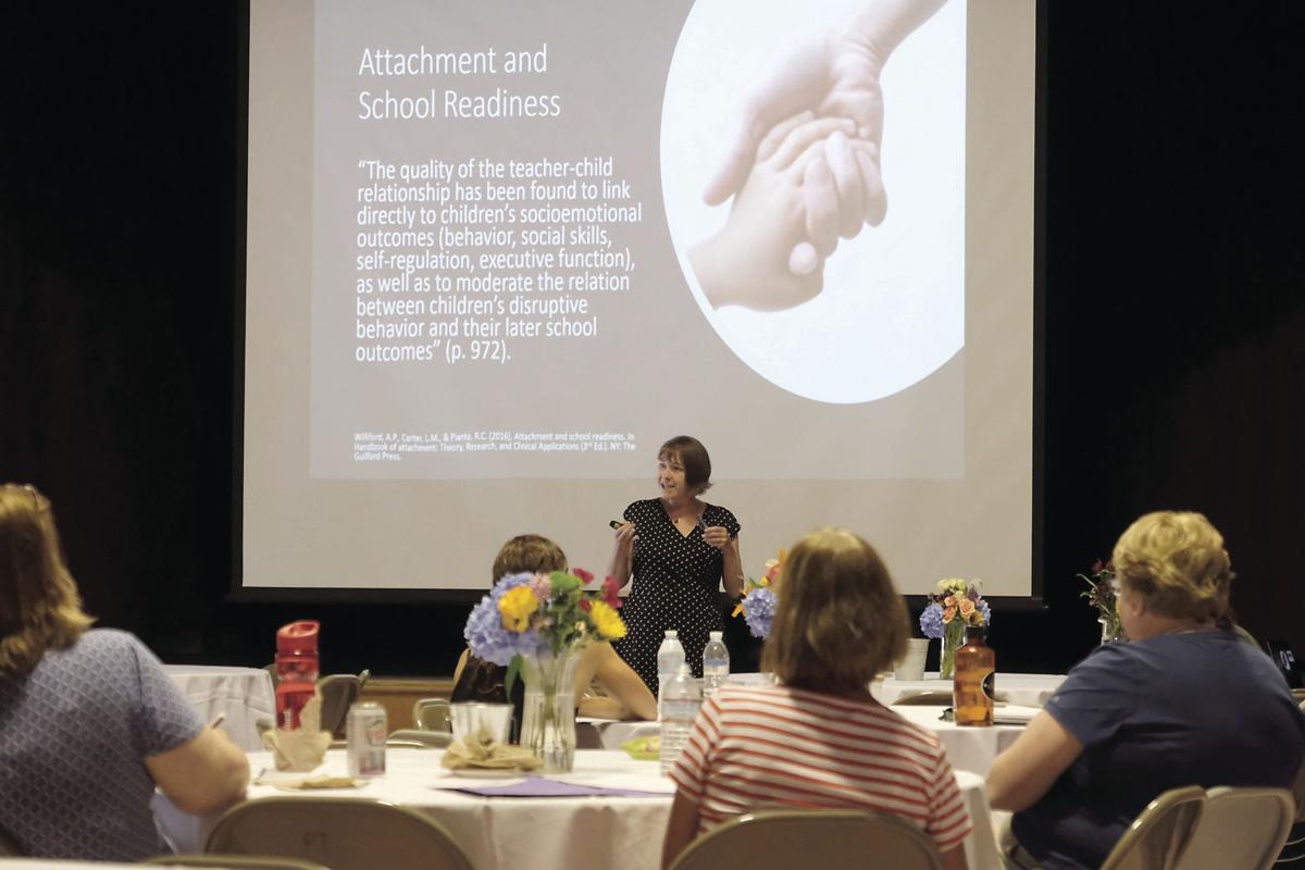 7-25-19 Teachers trauma conference