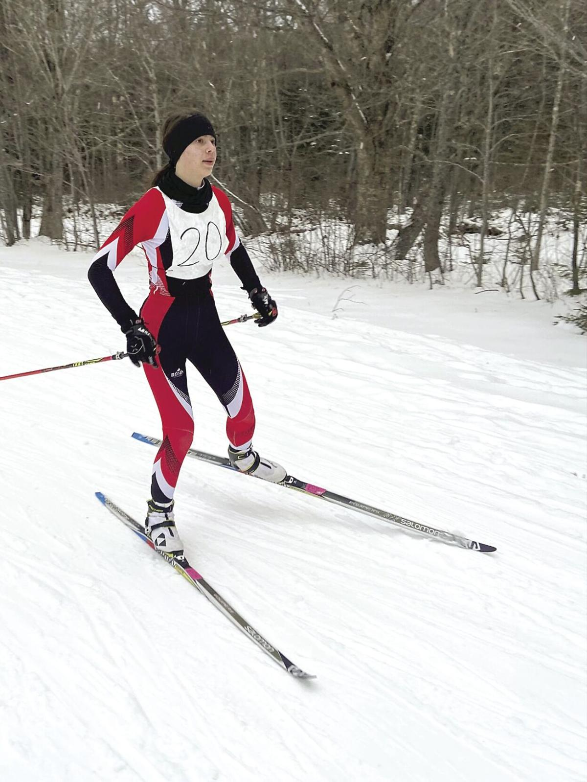 Berlin cross-country skiing - Cora Treiss