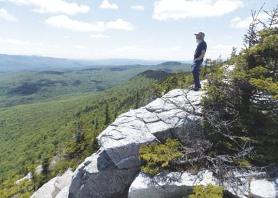 6-15-19 Parsons-North Summit of Mount Cube