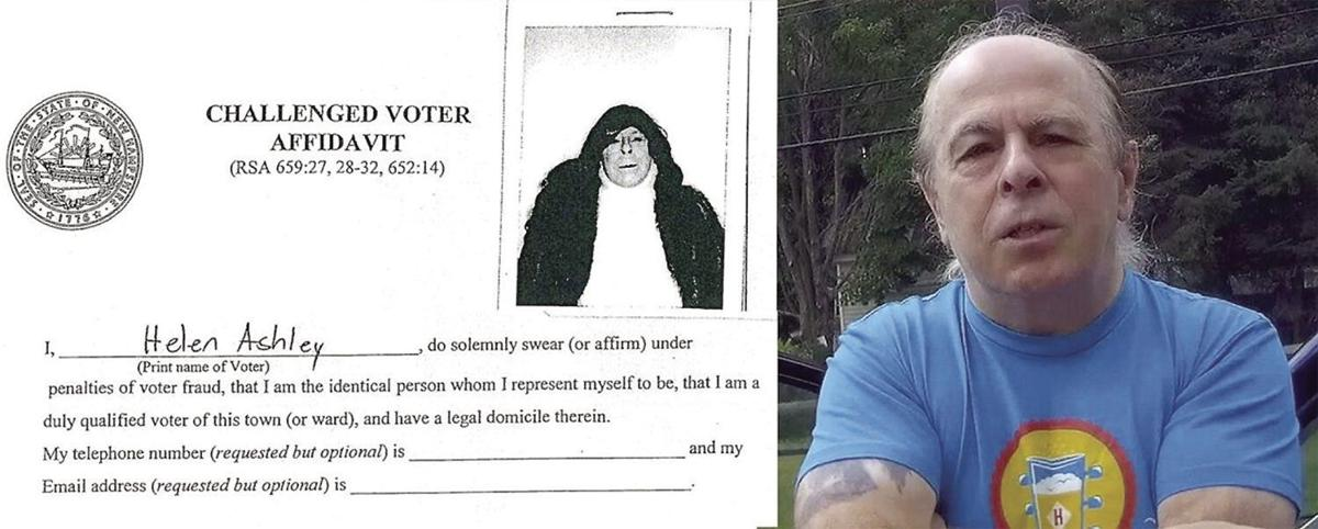 Voter Fraud - Vincent Marzello