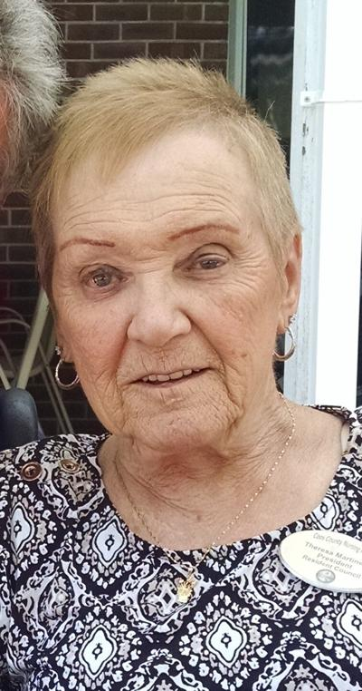 Obituary Theresa Martineau