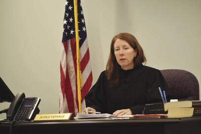 Judge Melissa Vetanze