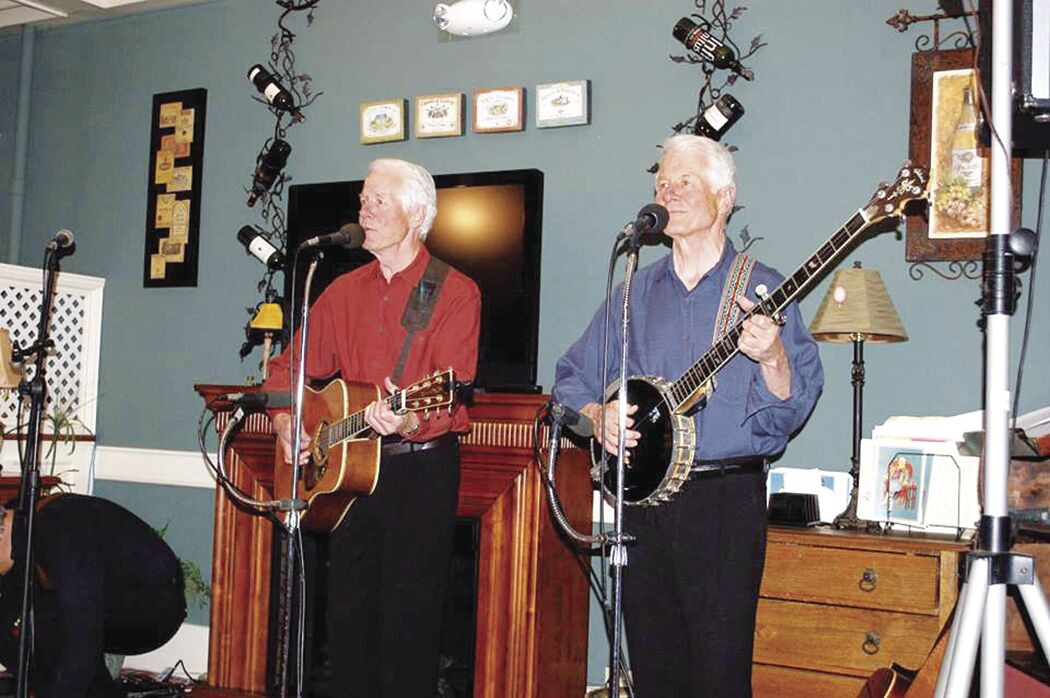 4-5-18 The Shaw Brothers at the Eagle Mountain House 2010