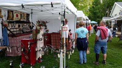 October craft fair will take place rain or shine
