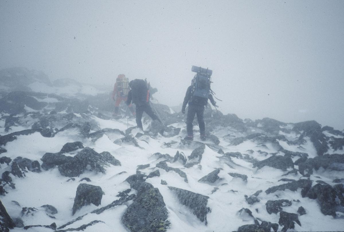 bill aughton climbers