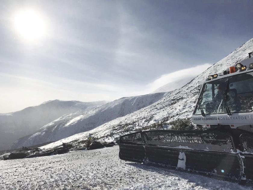 BRRRRR: Mount Washington Obs colder than Mars