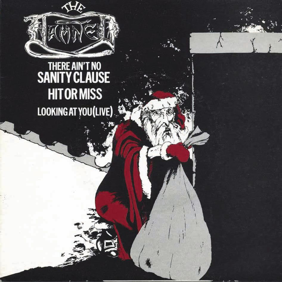 The Damned-There Ain't No Sanity Clause