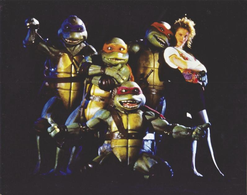 Review First Ninja Turtles Film Holds Up 30 Years Later Movies Conwaydailysun Com