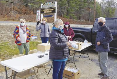 Bridgton-Lake Region Rotarians and Friends-Health and Wellness Packets