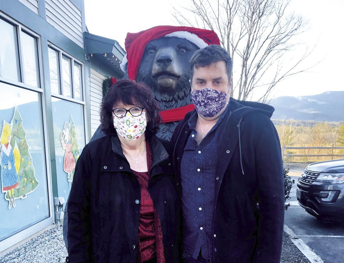 Christmas Loft Vander Veer and Barrett 2