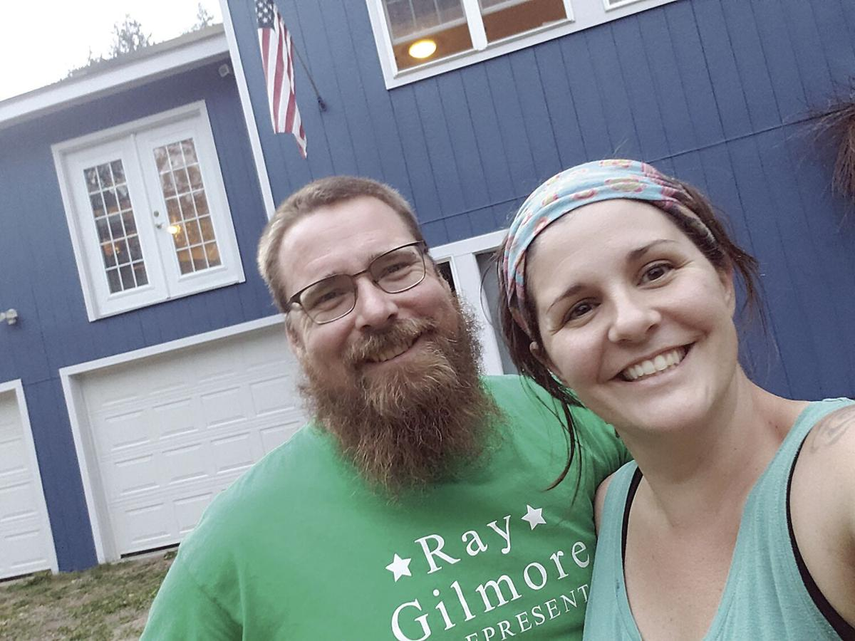 Gilmore COVID chronicles - Cassie and Ray Gilmore