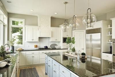 Home Front-Spectacular kitchens