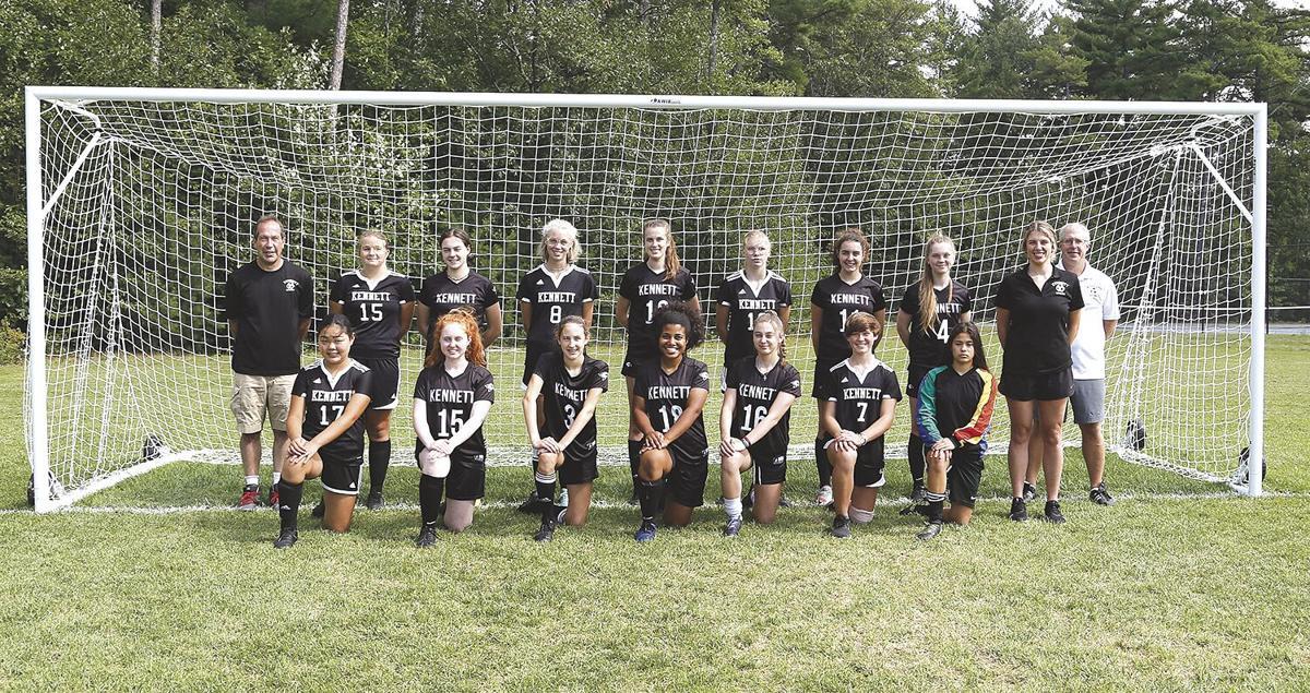08-30-21 KHS Girls Soccer JV Team