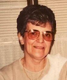 Obituary Jeannette E. Blanchette