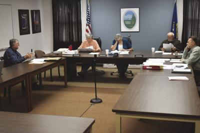 County Commissioners Oct 9