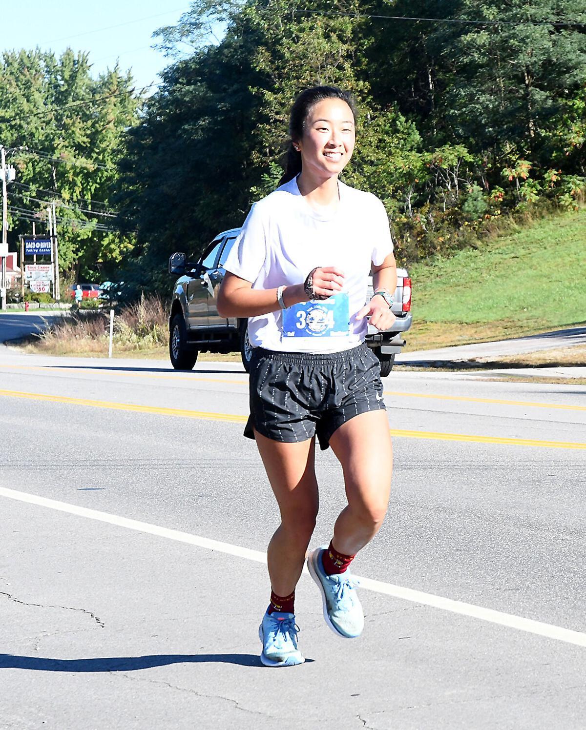 Half Marathon - Grace Blinkoff of Eaton