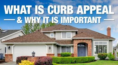 Curb Appeal why it's important