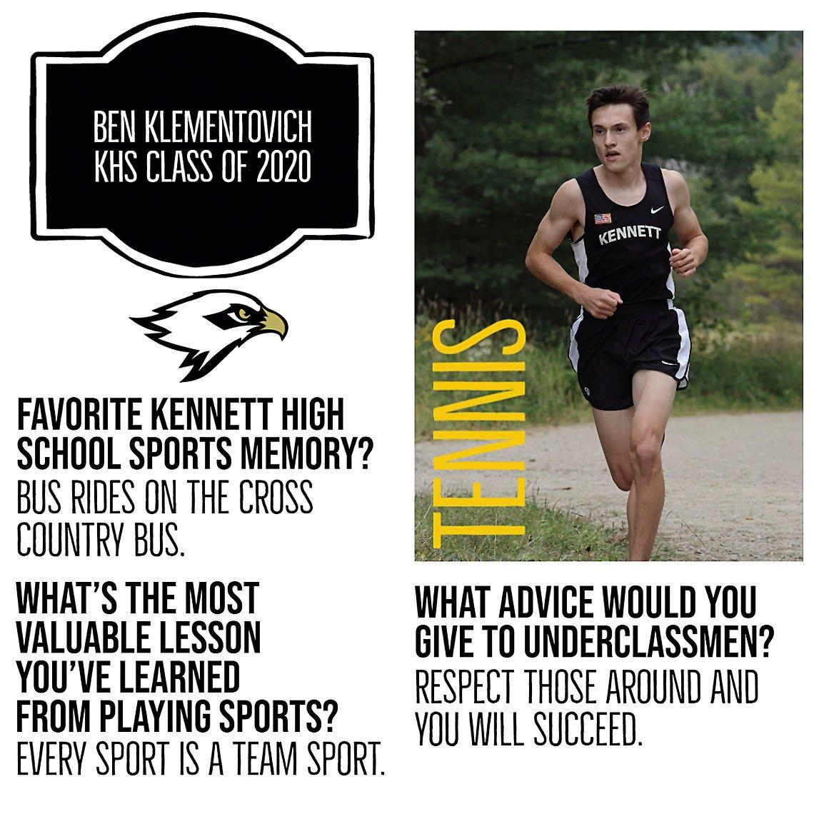 5-7-20 KHS Spotlight - Ben Klementovich - May 6.jpg