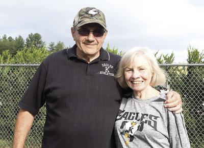KHS XC - Bernie and Eileen Livingston