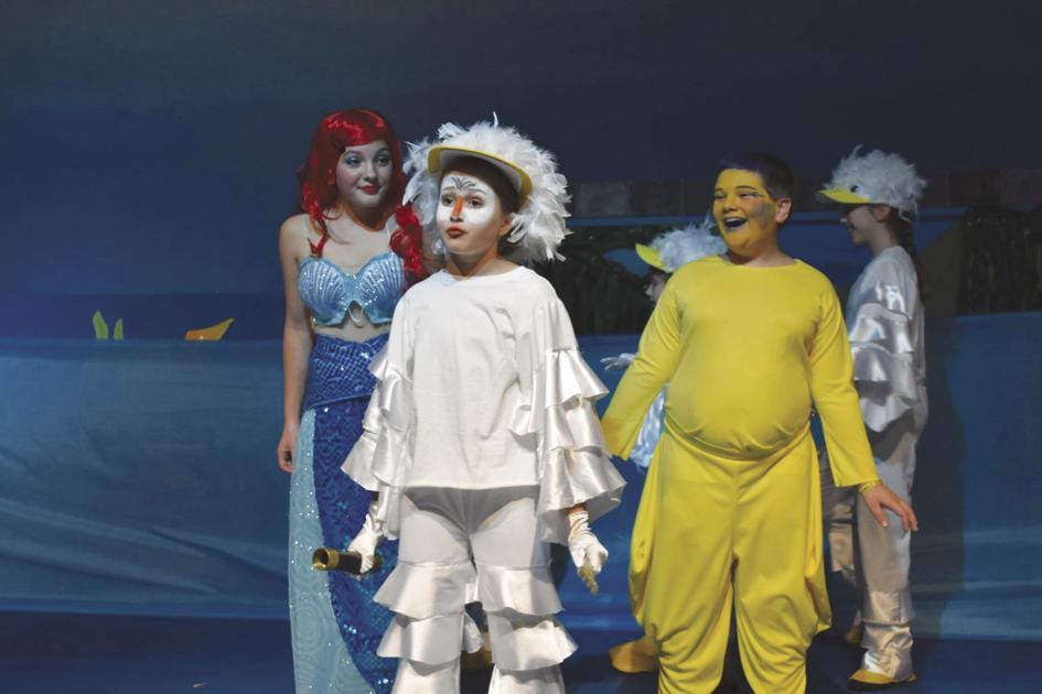 Review: M&D presents splashing good 'Little Mermaid'