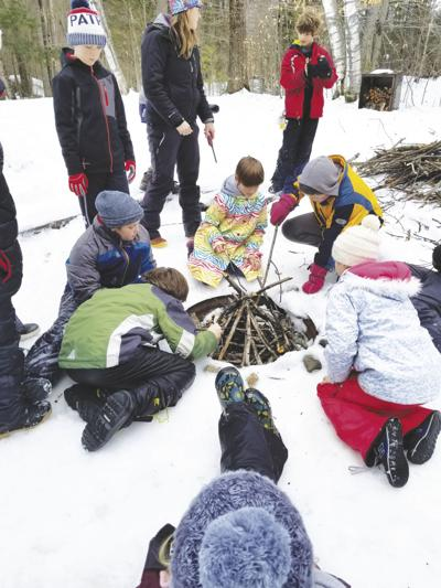 Tin Mountain Winter Camps