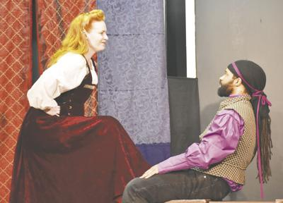 3-20-19 Taming of the Shrew