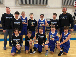 47th annual Harry Corrigan Basketball Tournament was a success