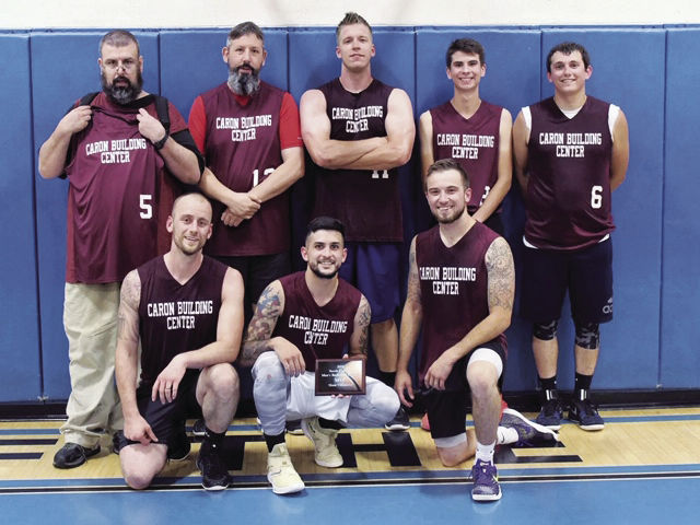 North Country Mens Basketball League champions