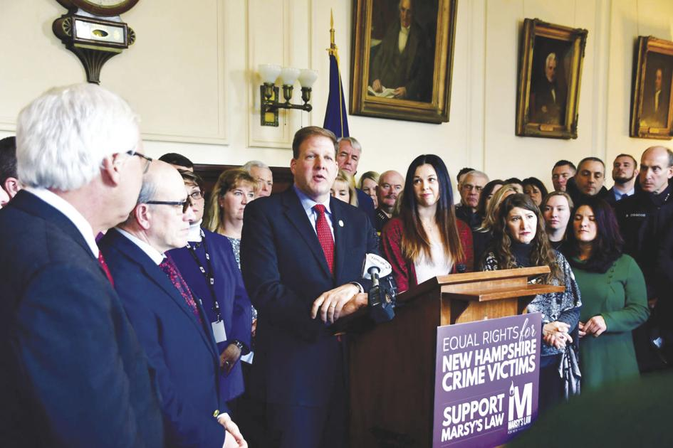 Sununu, local pols back adopting Marsy's Law