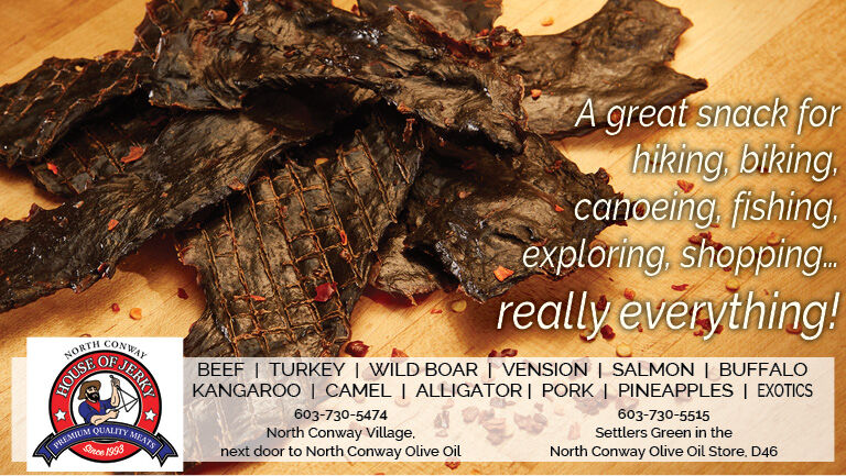 North Conway House of Jerky - Business Spotlight